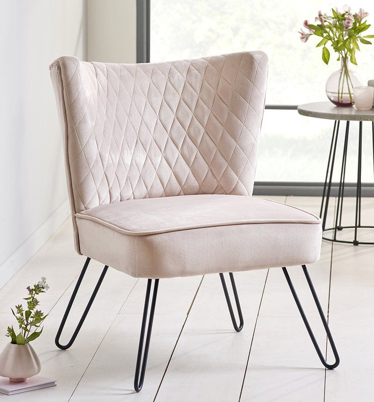 Cocktail chair pink accent chair cocktail chair accent