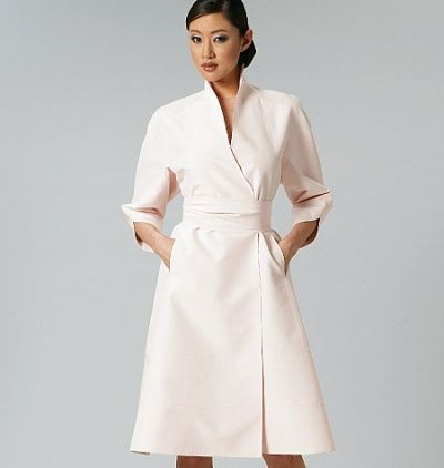 Patron robe wrap