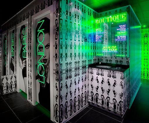 Una discoteca en madrid dise ada por parolio euphoria - Decoracion interiores madrid ...