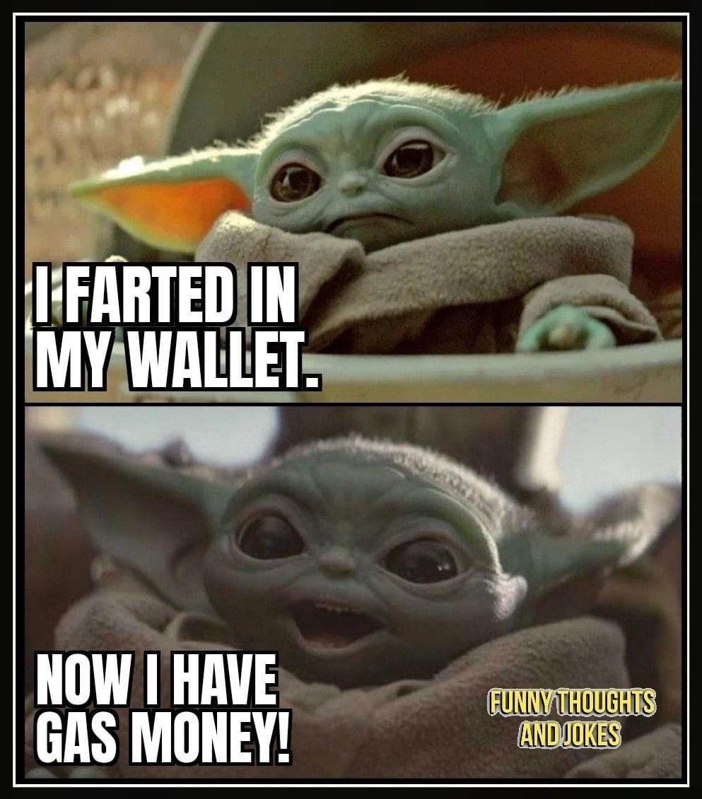 Pin By Kelly Mccloskey On Baby Yoda In 2020 Yoda Funny Yoda Meme Funny Star Wars Memes