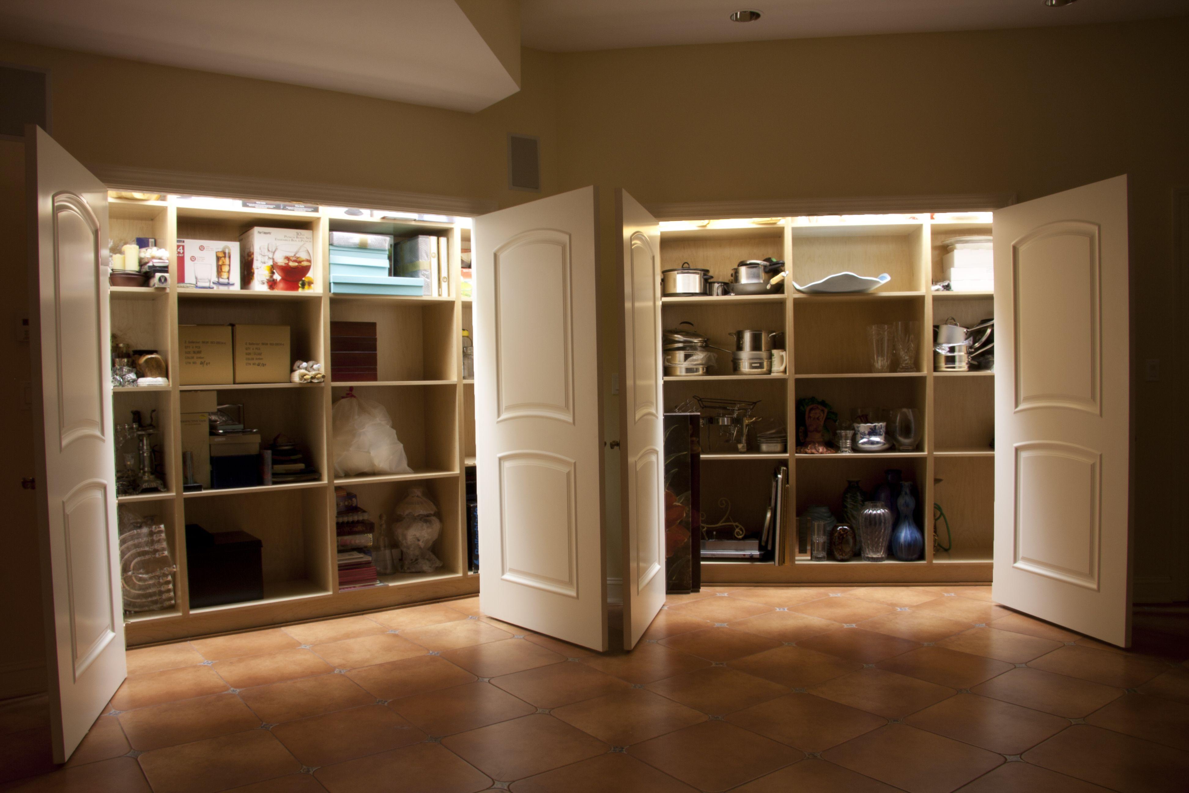 Basement Storage Closet Basement Shelving Basement Storage