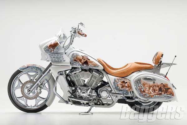 Kawasaki Vaquero: The Pale Horse | Baggers