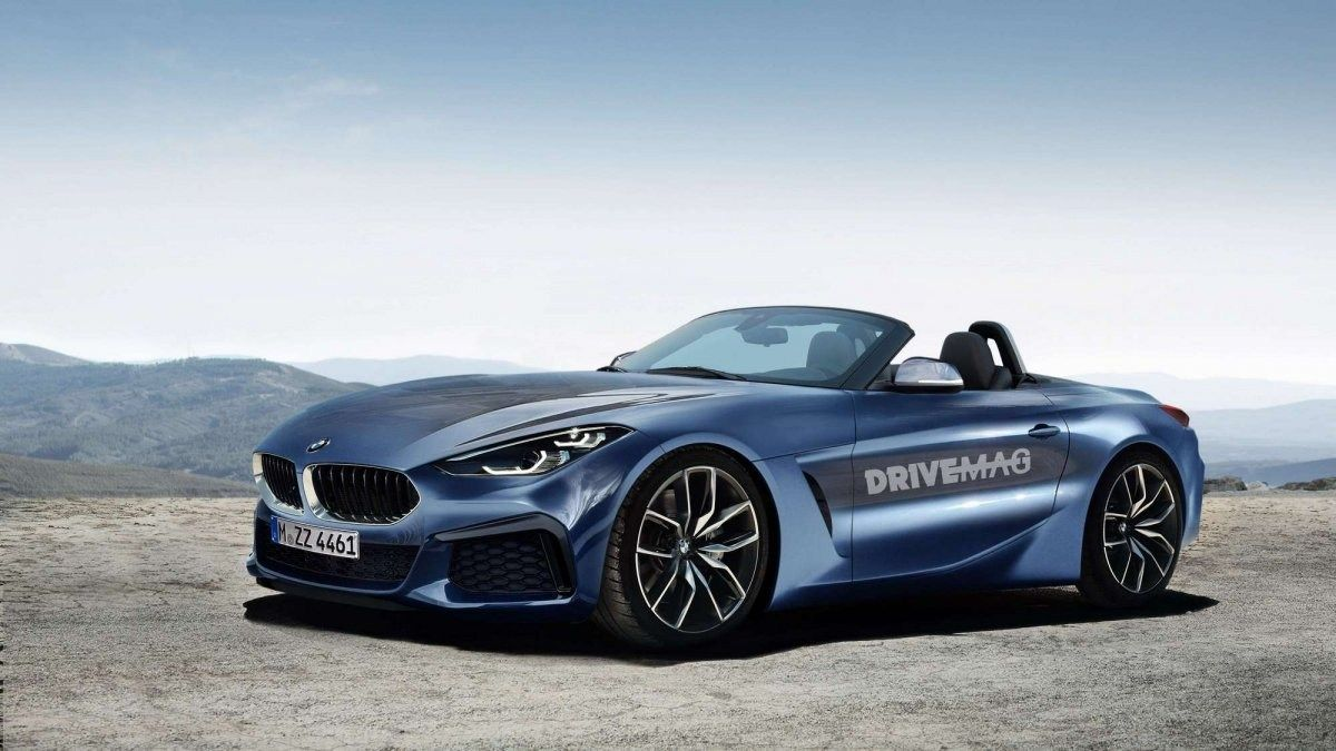 2020 BMW Z4 Roadster Review
