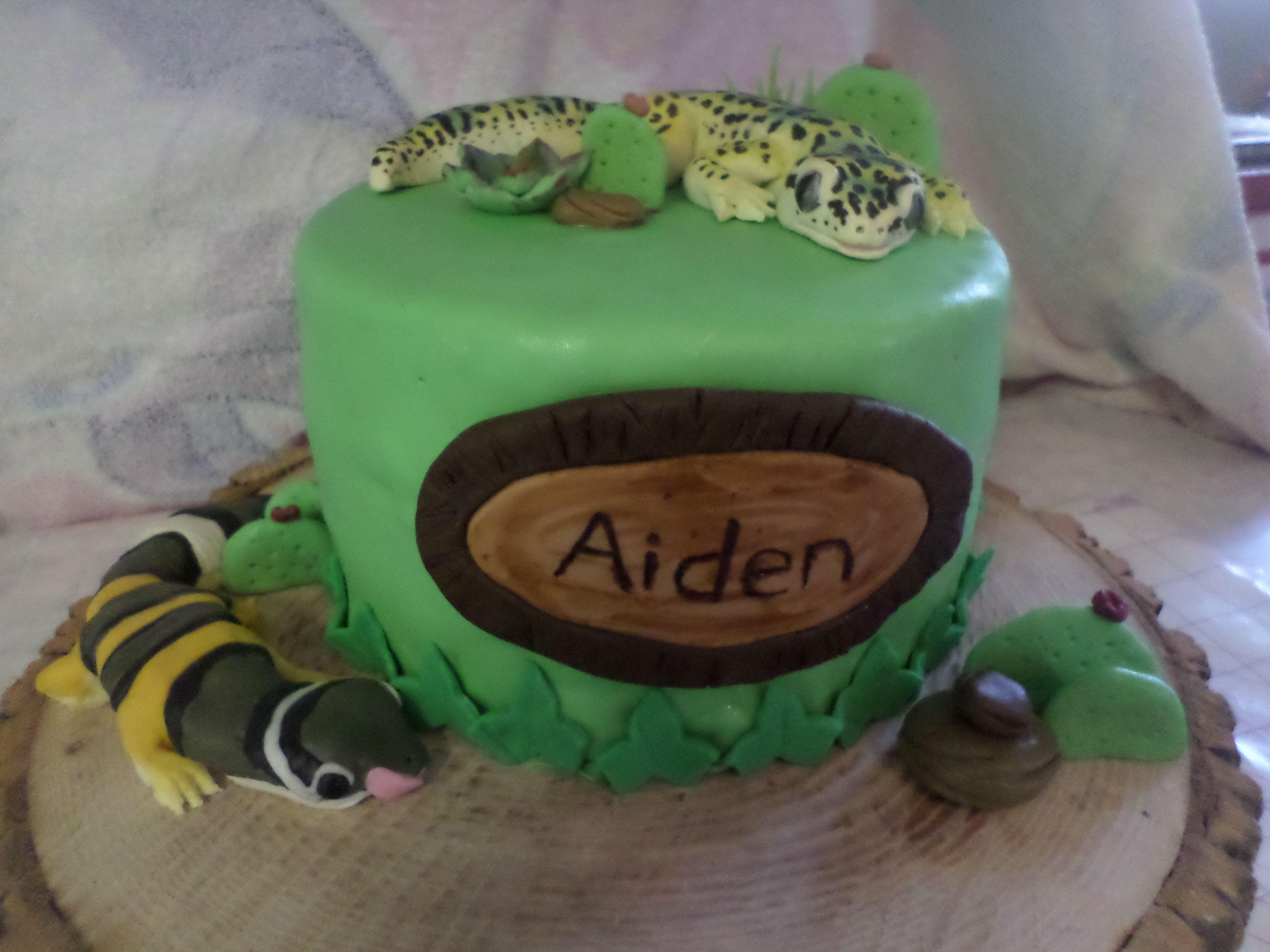 Gecko lézard Cookie Pâtisserie Biscuit Cutter Icing Fondant Pâtisserie BAKE Cuisine Mignon