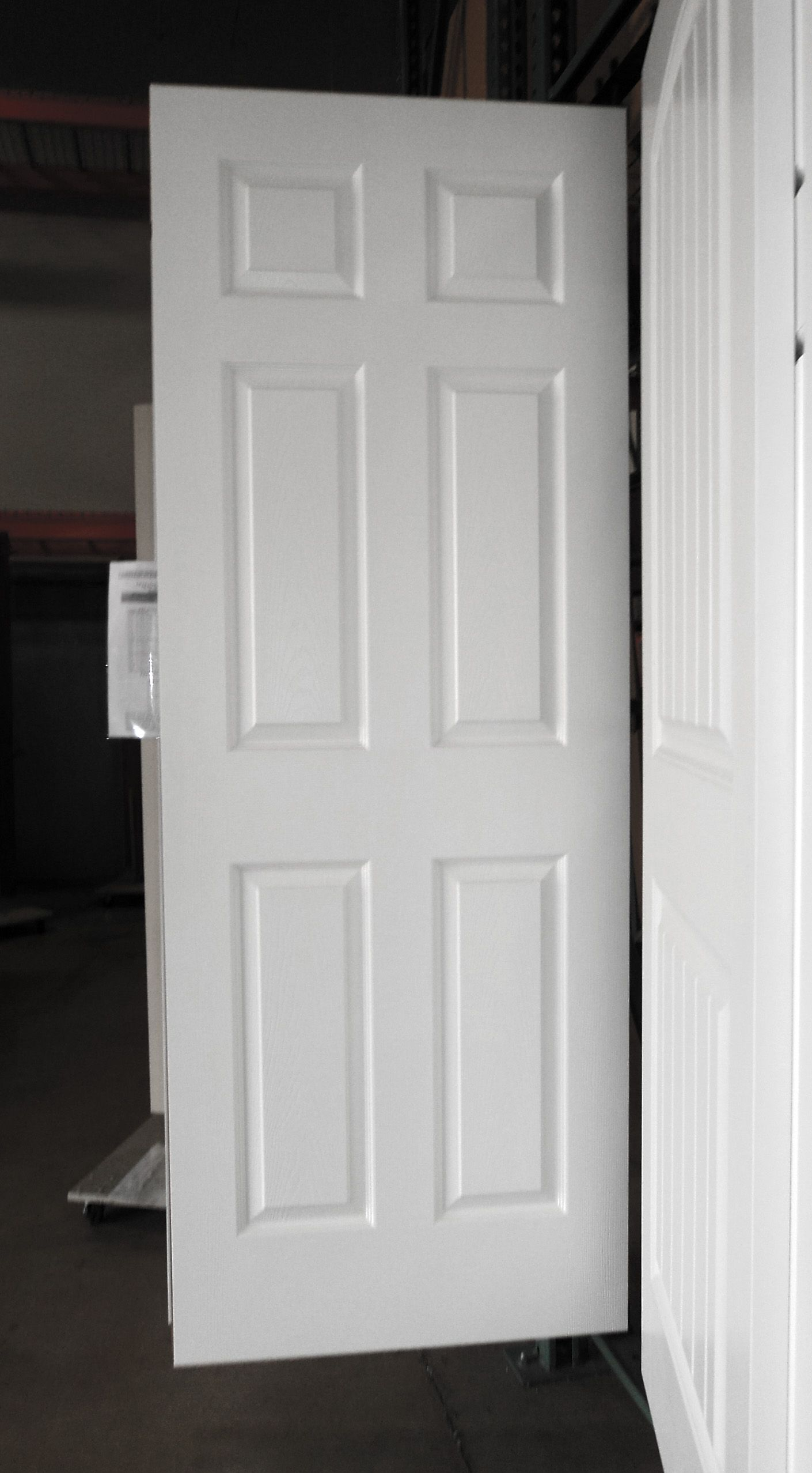 interior door texture. 6 Panel Painted White Textured Masonite Hollow Core Interior Door Texture