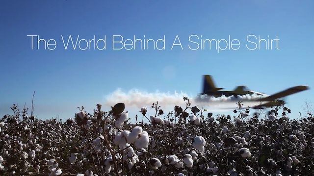 The World Behind A Simple Shirt – Documentary (6 Clips)