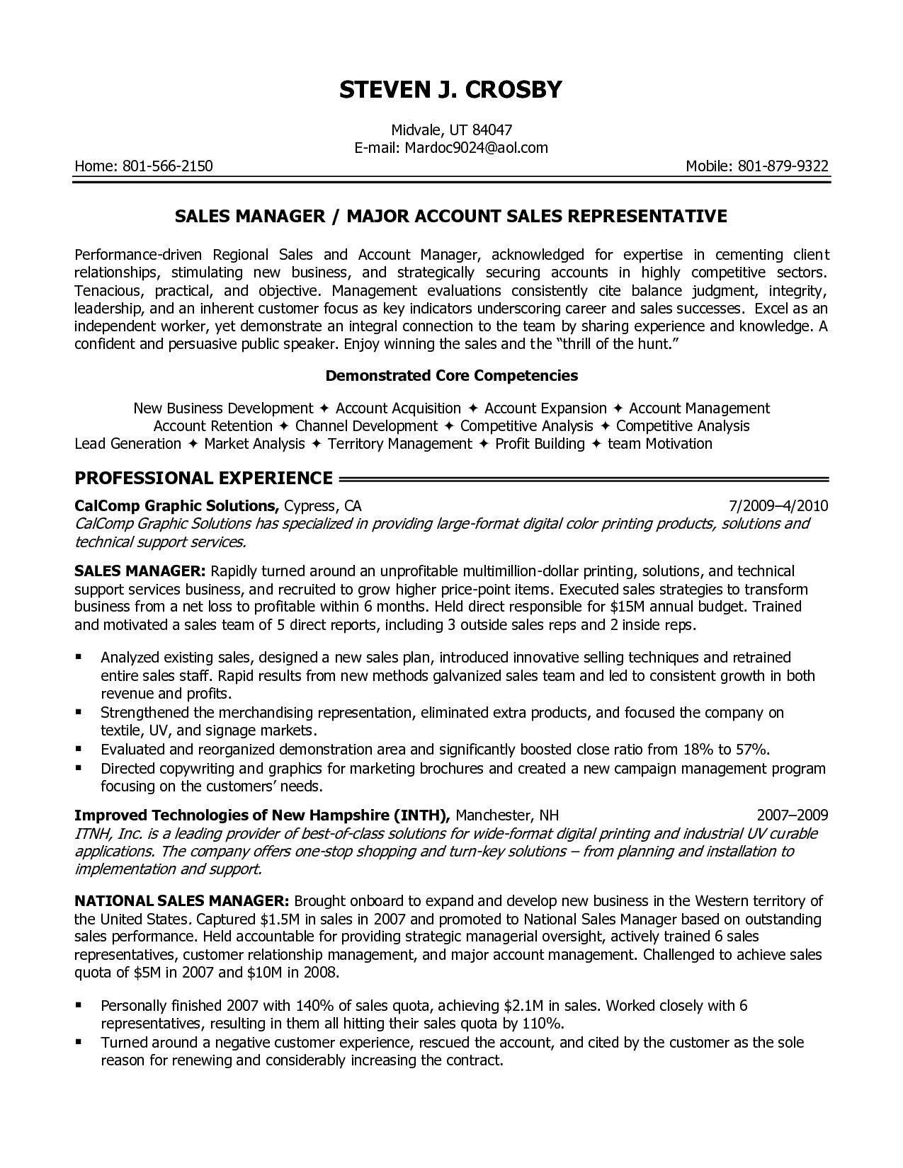 Resume Objectives For Customer Service Core Petencies Resume