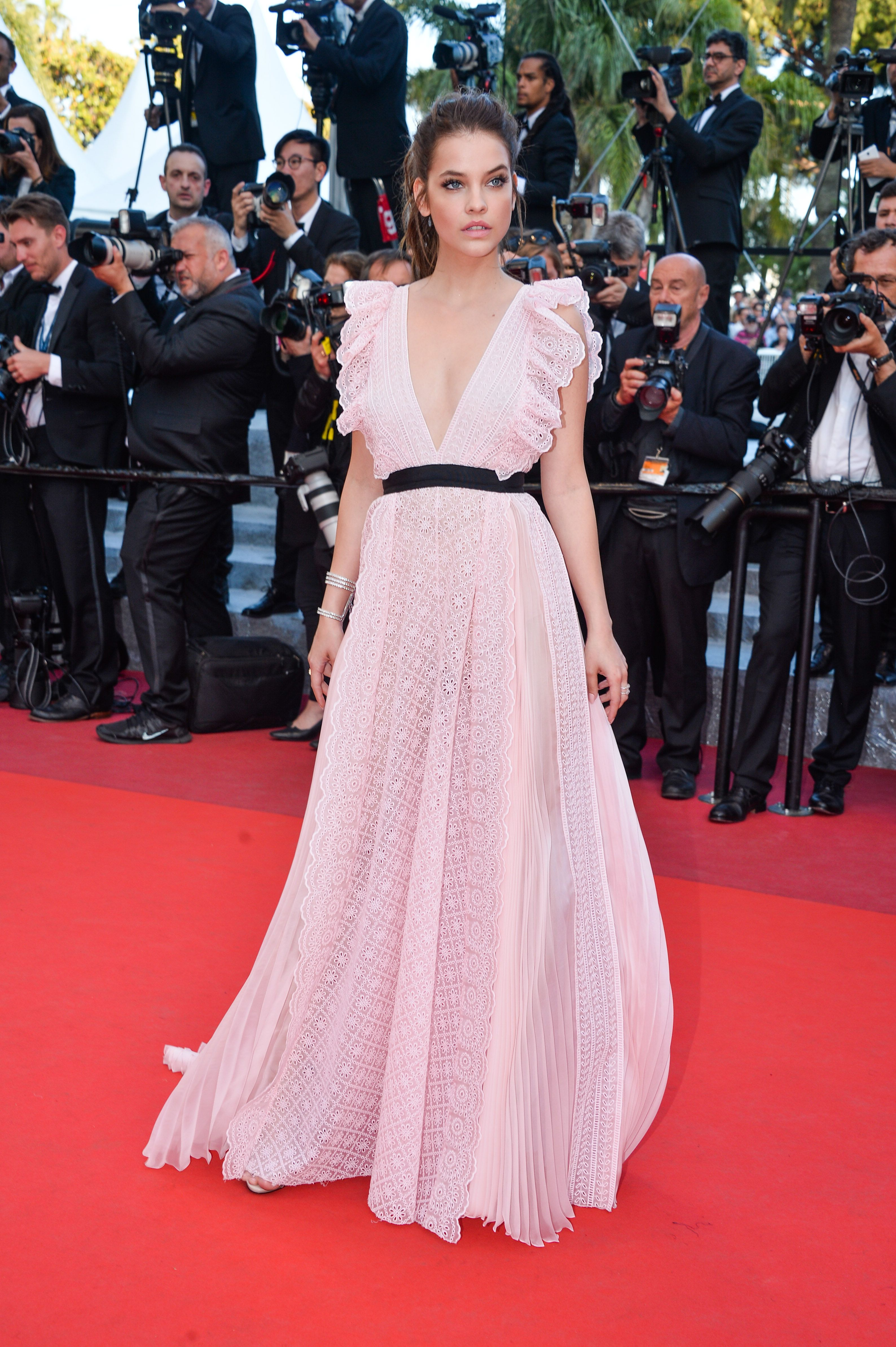 Barbara Palvin at Cannes film festival 94e9207c2181