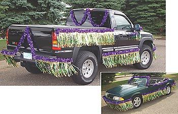Mardi Gras Decor Cheer