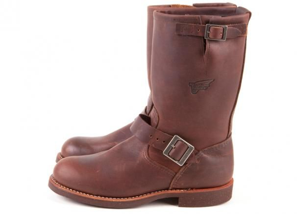 2991 11″ Engineer Amber Harness   Red Wing Shoe Store