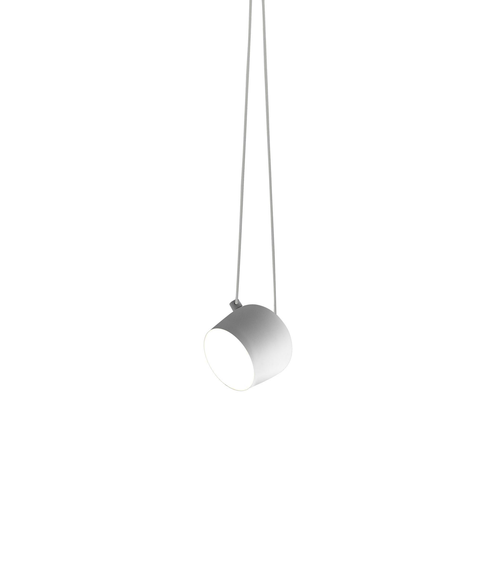 Aim White Pendant Light Light Fittings Pendant Lighting