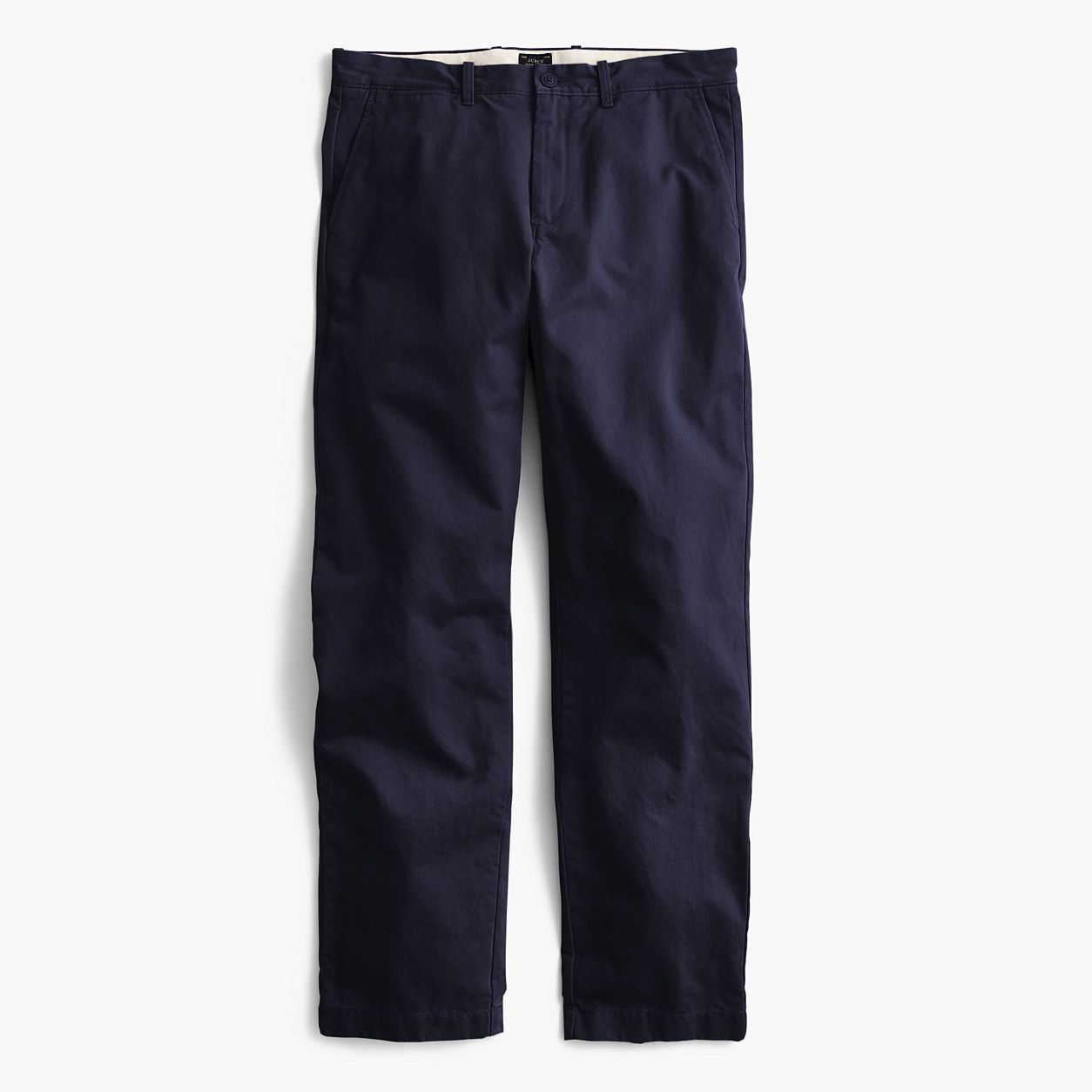 07aeab7ec101d4 J.Crew Mens Broken-In Chino Pant In 1450 Relaxed Fit (Size 36x34 ...