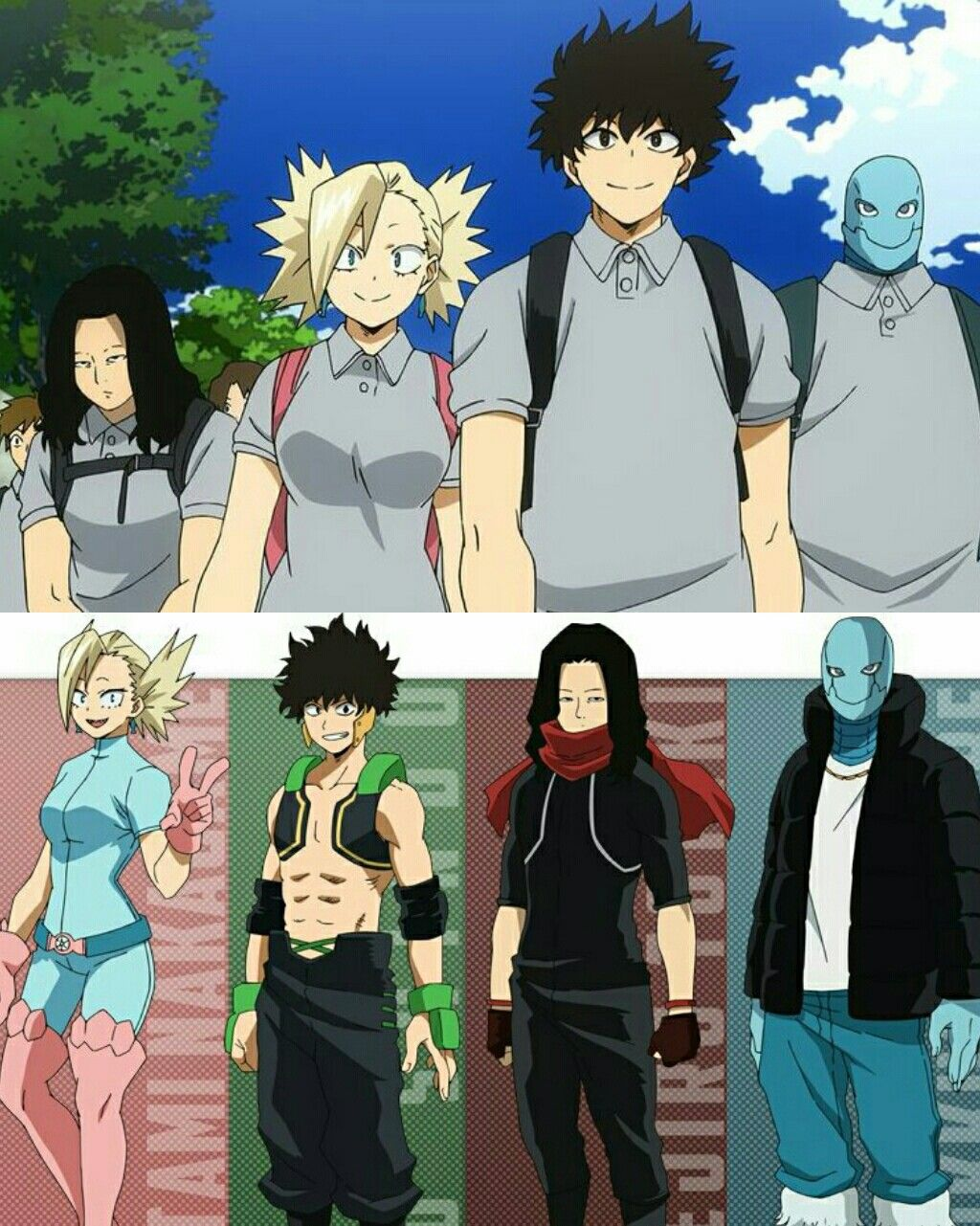 Boku no hero academia | season 3 cap 15 | | Anime | My hero