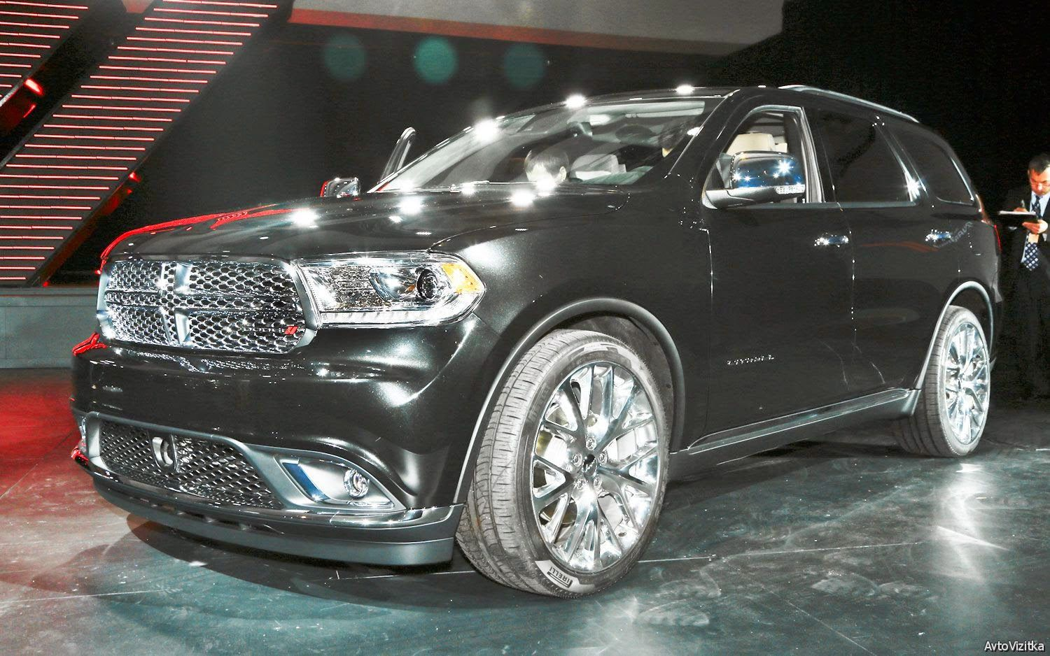 2015 dodge durango black