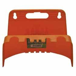 Wall mounted Hose Pipe Holder Can be used with any brand of hosepipe Solves the problem of untidy and tangled hose pipe