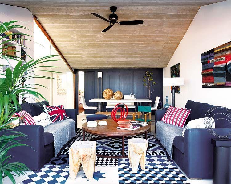 Espacios, casas Nuevo Estilo revista de decoración interiores