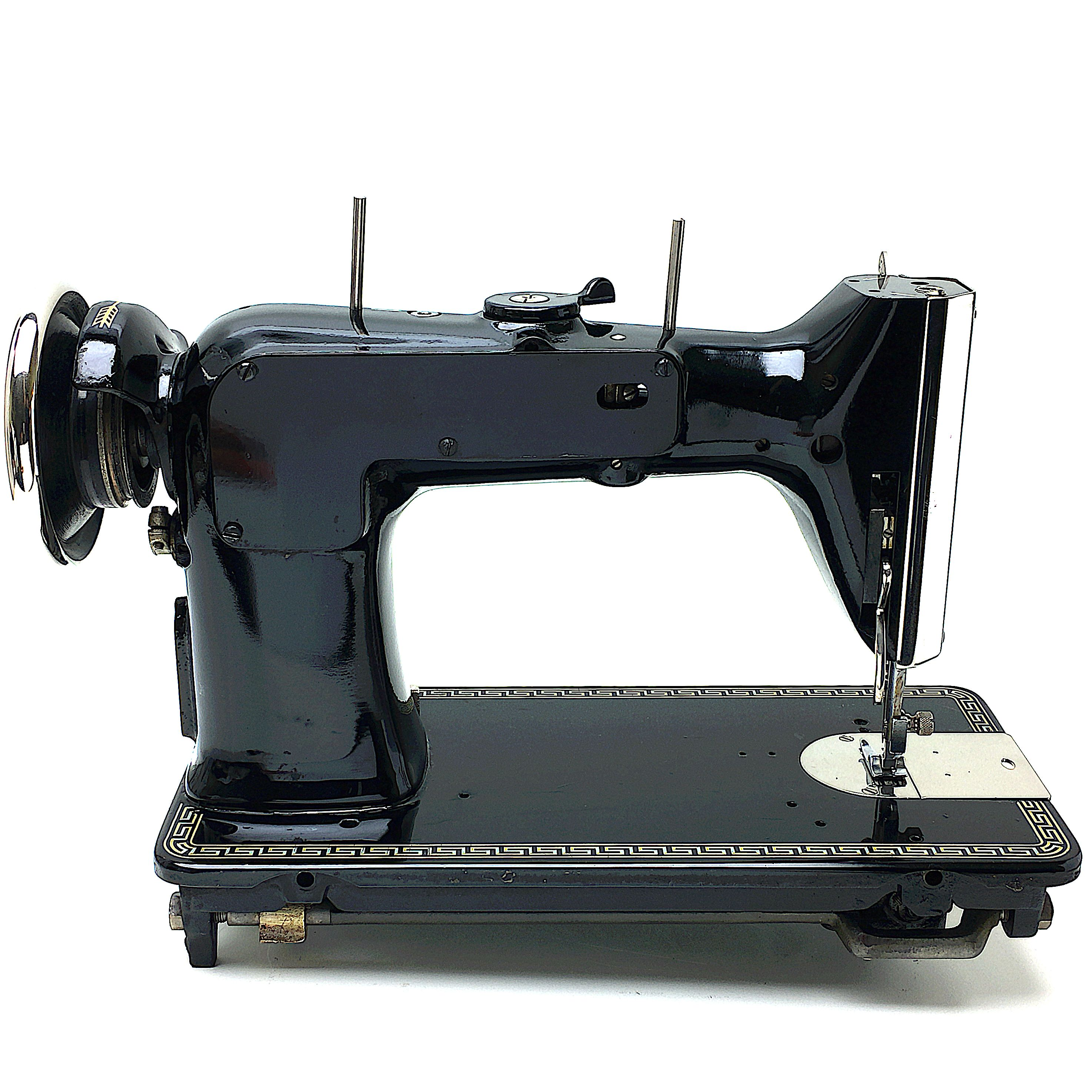 Cheap Sewing Machines Australia Meister 101 In Black Restored By 3fters Also Know As Sewmaster