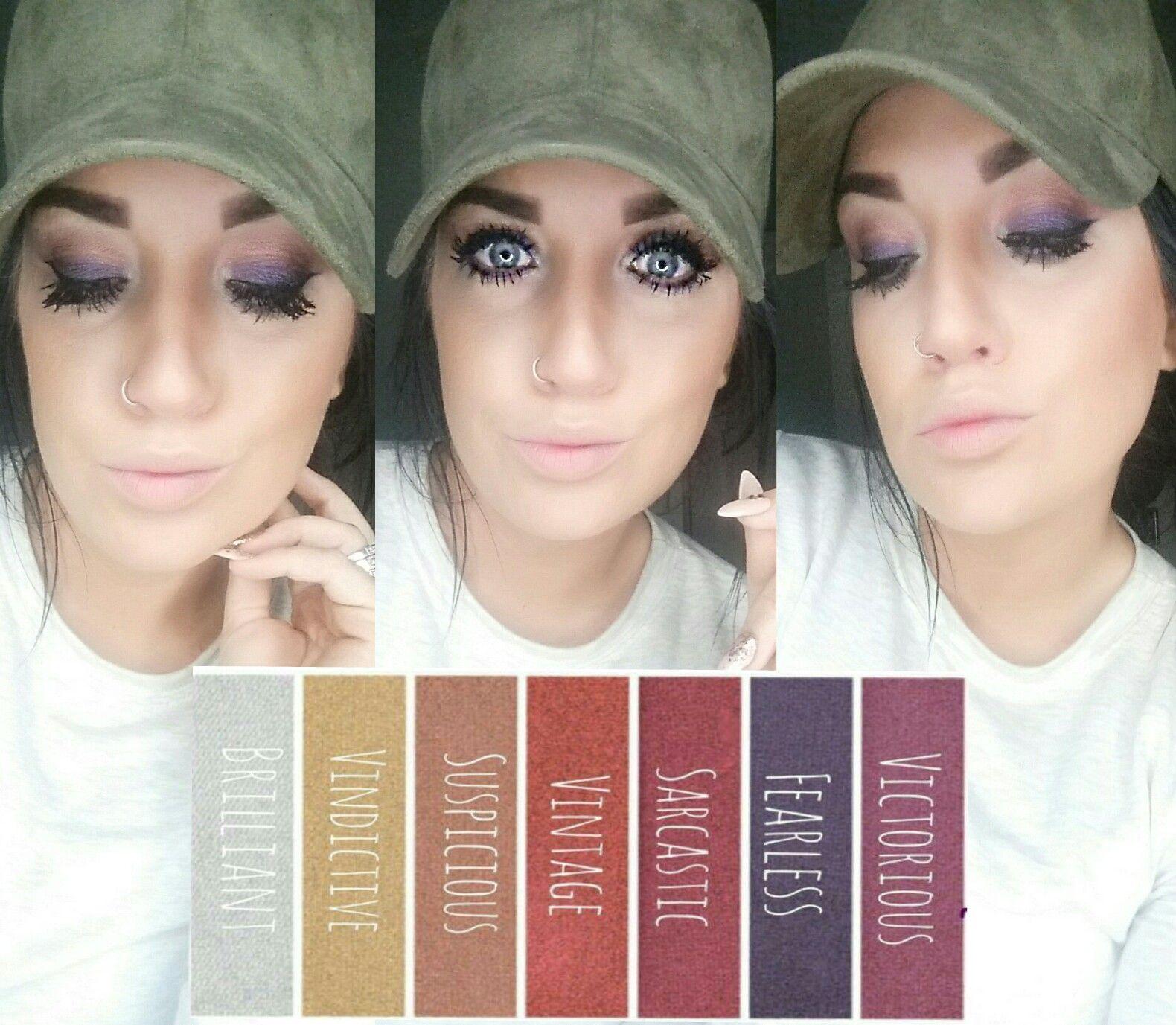 Palette 5 younique bossbabecocosmetics Younique makeup