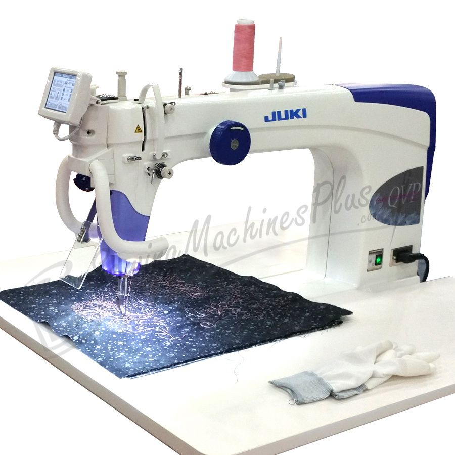 more machine quilt meissner apprentice household arm quilting views machines sewing long