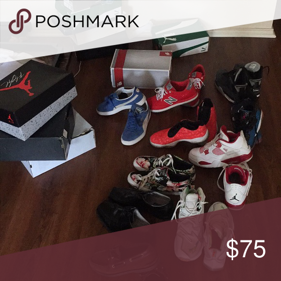 hot sale online 5211b 1ed47 Air Jordan Shoes | Selling These Shoes They Are 9.0and 9.5 ...