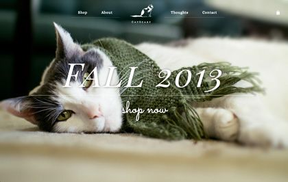 Born from a need for high quality, artisan hand-knit pet fashion for all seasons. Our inaugural collection has a little something for every beloved feline in your life.