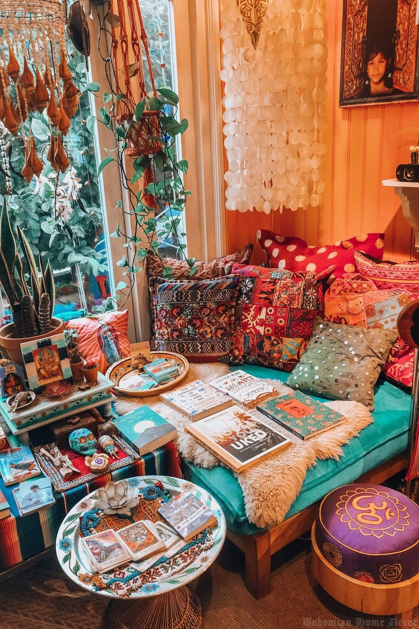 Why Bohemian Home Decor Succeeds