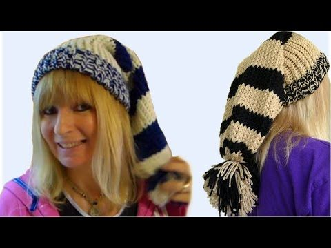 How To Loom A Hat For Beginners Youtube Very Clear Video For