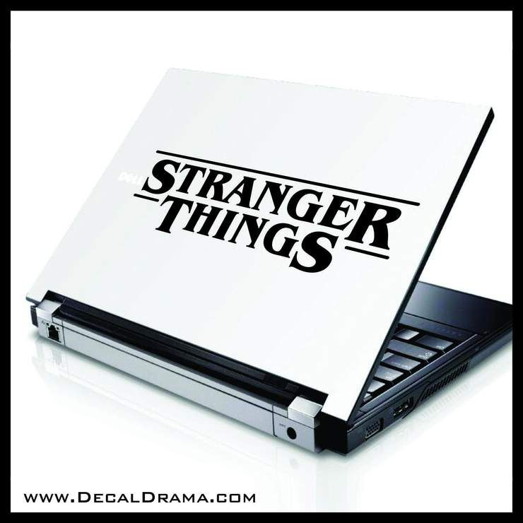 Eleven STICKER VINYL DECAL NETFLIX HOPPER WILL STRANGER THINGS DEMOGORGON