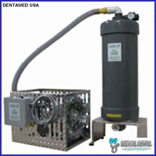 Sierra Dental Single Dry Vacuum System TV12 DENTAMED