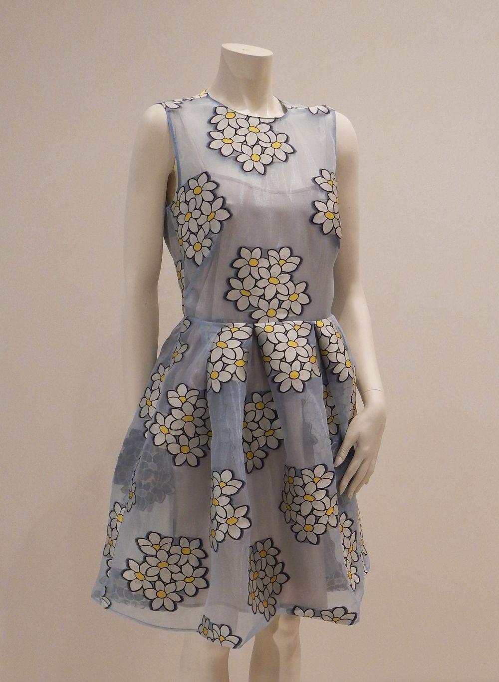 bf931c96d825 Originale e stupendo abito fiorato di Valentino - provalo da Santino Punto  Moda!