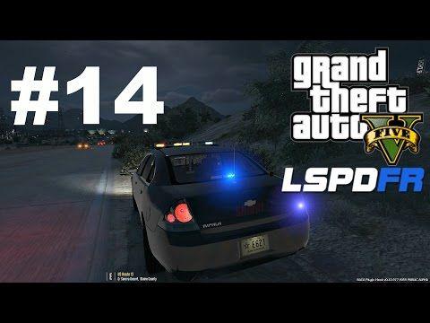 GTA 5   LSPDFR EP #14   Highway Patrol Drug Runners!!