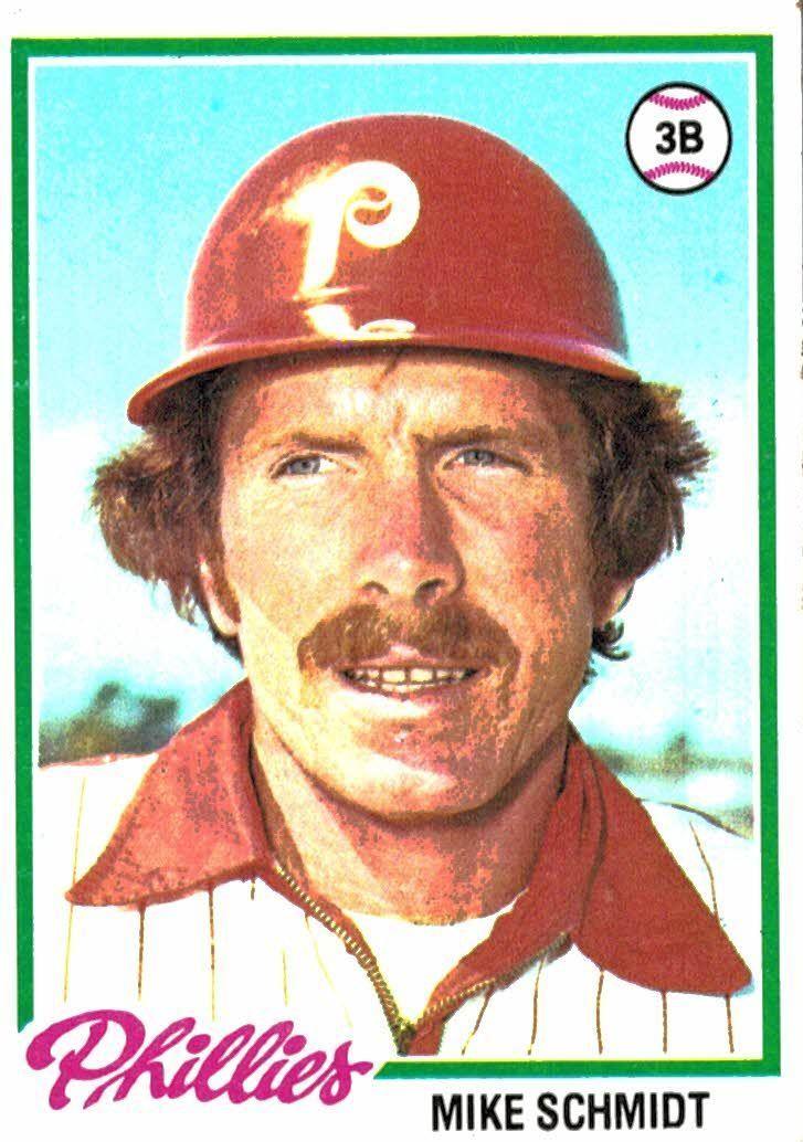 Buy 1978 Topps Mike Schmidt Philadelphia Phillies at JM