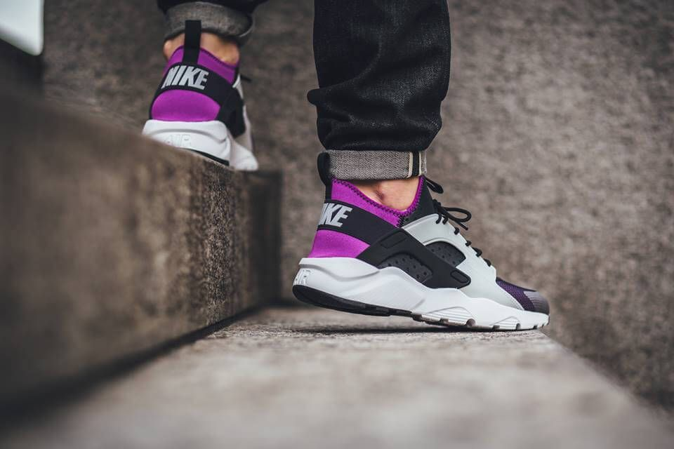 150cb08a Nike Air Huarache Run Ultra Purple Dynasty | Style / Well Dressed ...