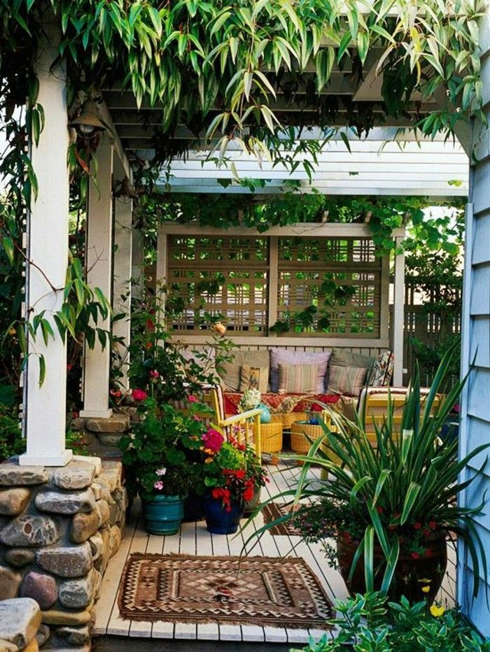 mein schöner garten bepflanzen und schön gestalten, Hause und garten