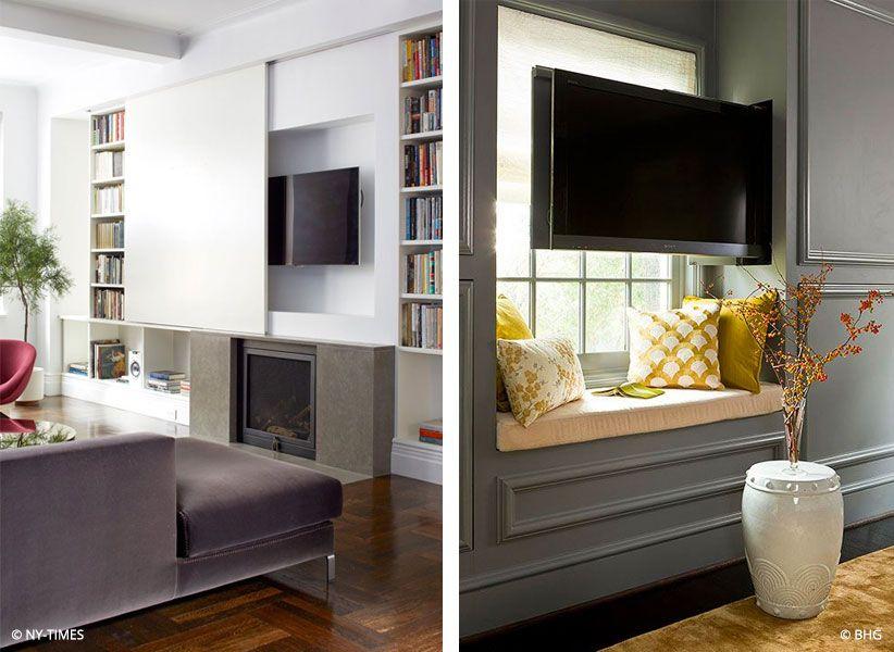 Afbeeldingsresultaat voor tv oplossing woonkamer | tv | Pinterest ...