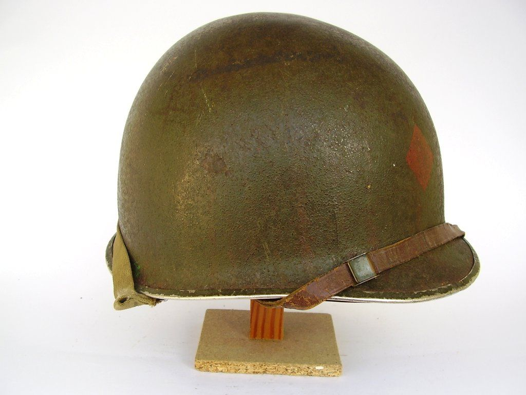 ww2 m1 helmet dating