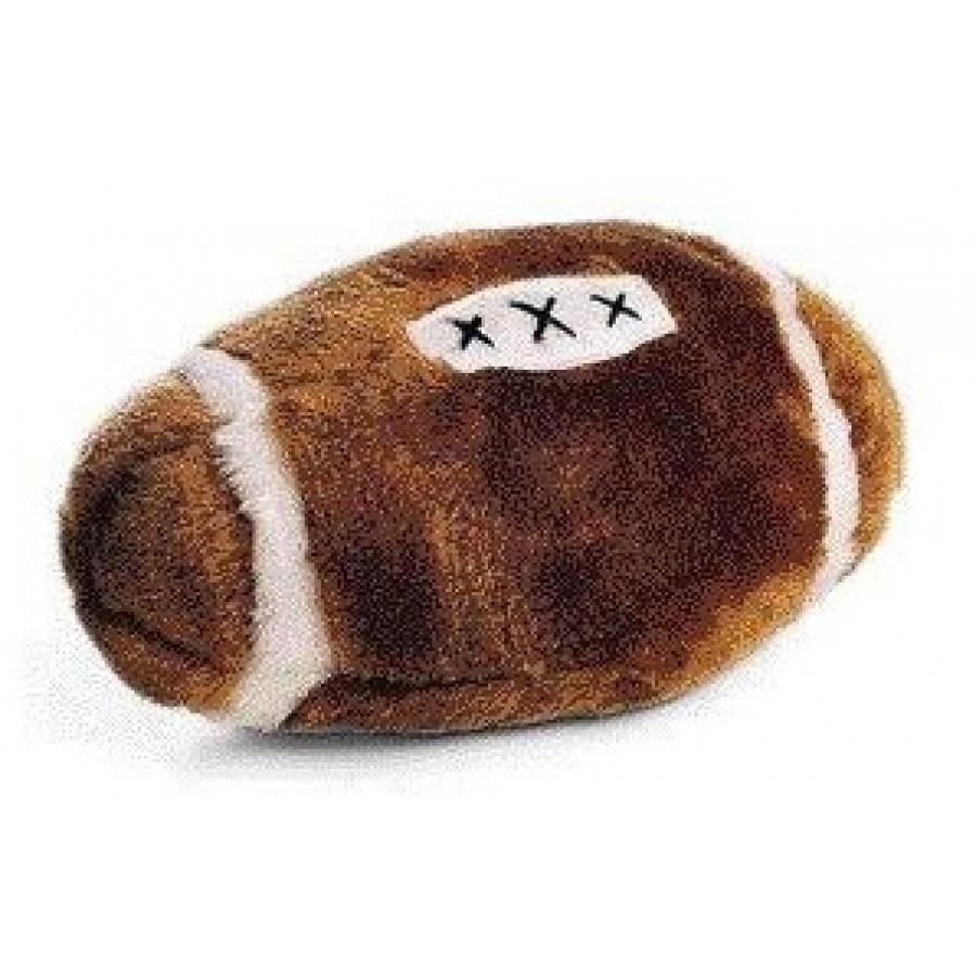 Spot Spotbites Plush Football Dog Toy 4224 In 2020 Dog