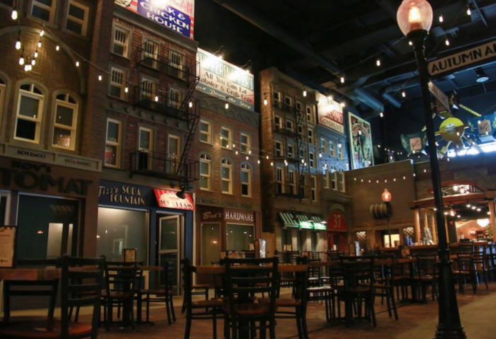 Pasghetti S Restaurant Branson Mo Once You Walk Into The Ll Feel Like Re In Italy