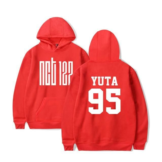 Kpop Idol Group Nct 127 Hoodies Women Men Member Name Pulloveruotelab Hoodies Womens Women Hoodies Sweatshirts Hoodies
