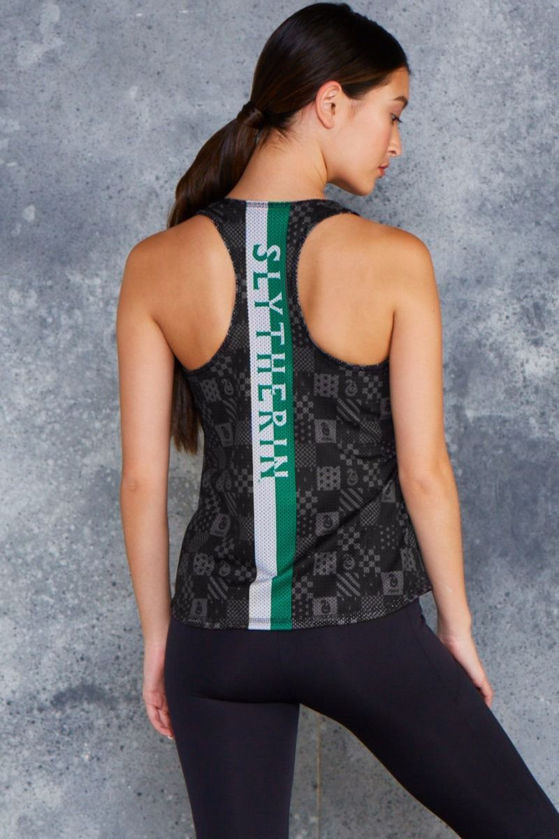 92f5336a19145 Slytherin Knock Out Top - Limited in 2018