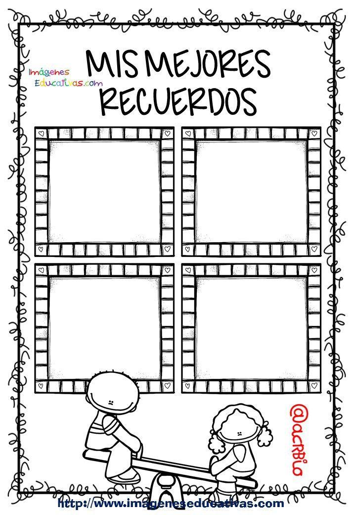 MI LIBRO DE GRADUACIÓN (10) | Hojas de trabajo | Pinterest ...