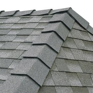 Gaf Ridglass 8 In Birchwood Distinctive Hip And Ridge Shingles 0870097 At The Home Depot Roof Repair Roof Shingles Shingling