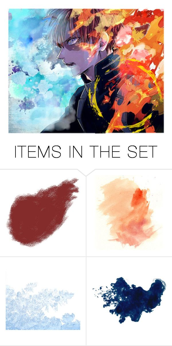 """Ice and Fire //"" by soranamikaze on Polyvore featuring art"