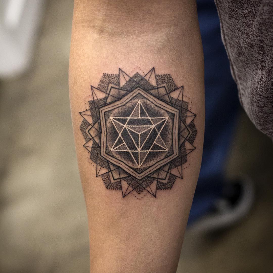 Geometry Tattoo, Tattoos