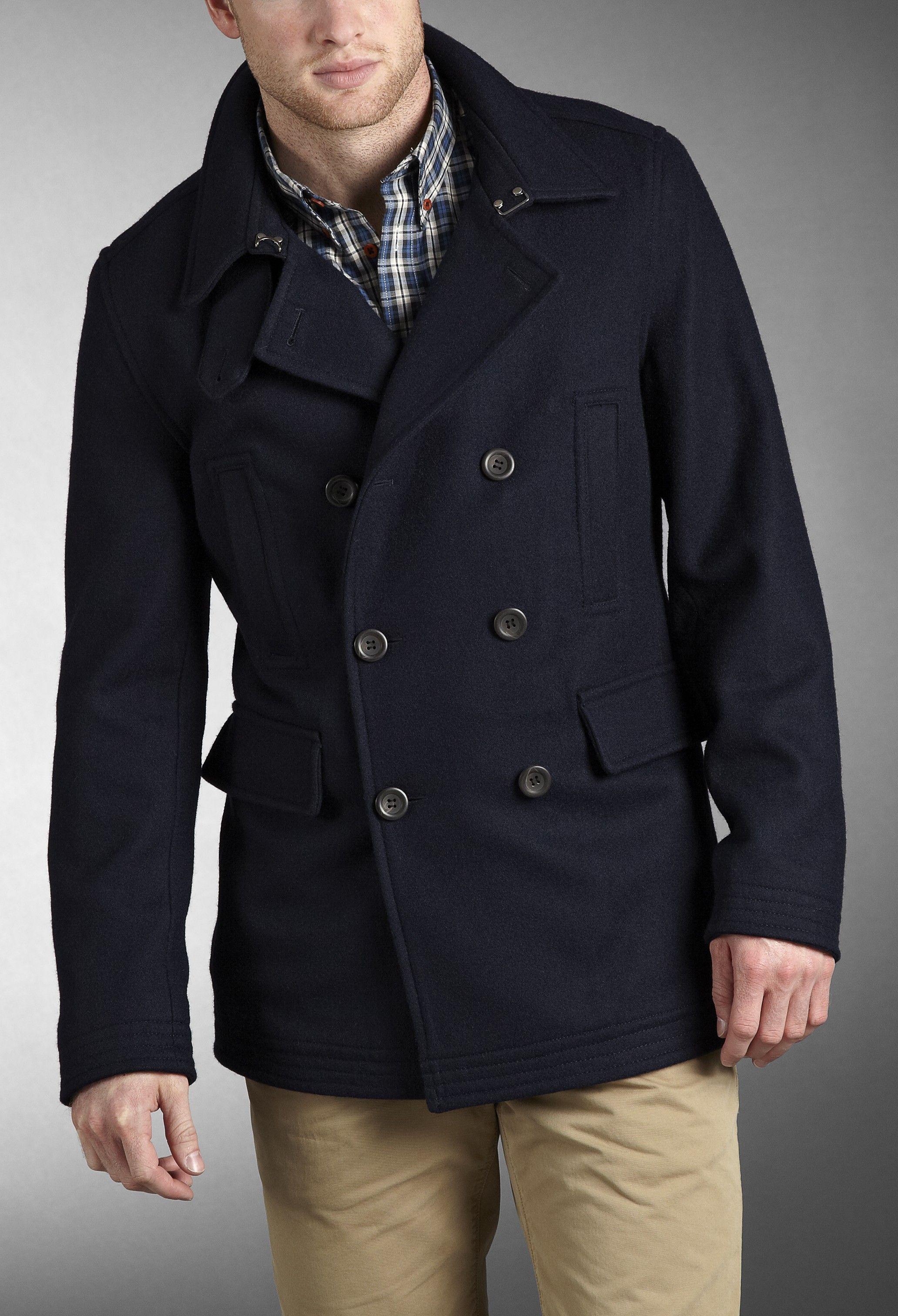 f883b20f7d10 Ben Sherman Plectrum - Classic Peacoat. Ben Sherman Plectrum - Classic Peacoat  Navy Pea Coat ...