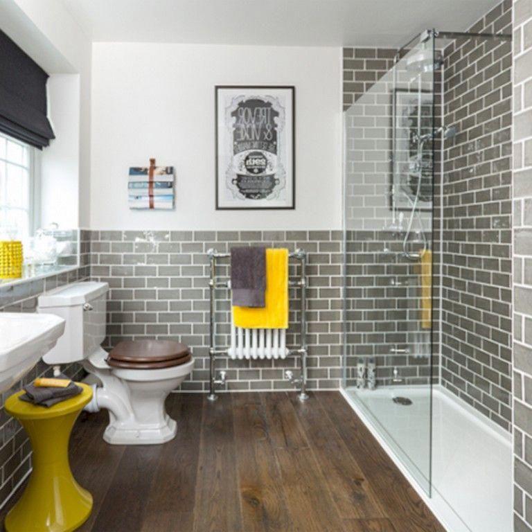 40 Elegant Small Bathroom Decor Ideas On A Budget # ...