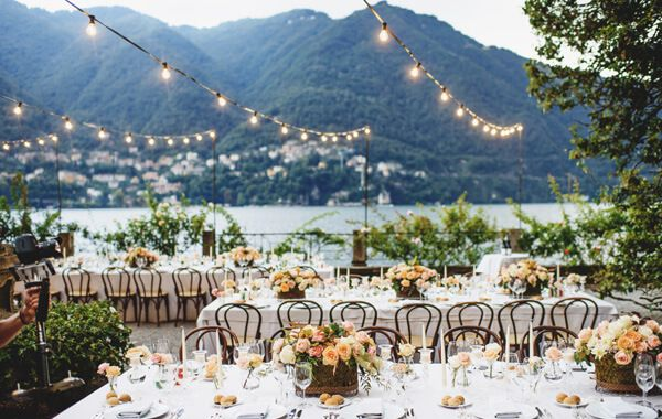 Villa Pizzo The Lake Como Wedding Planner