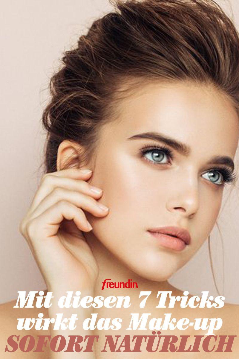 Mit diesen 7 Tipps wirkt Ihr Make-up sofort natürlicher | freundin.de