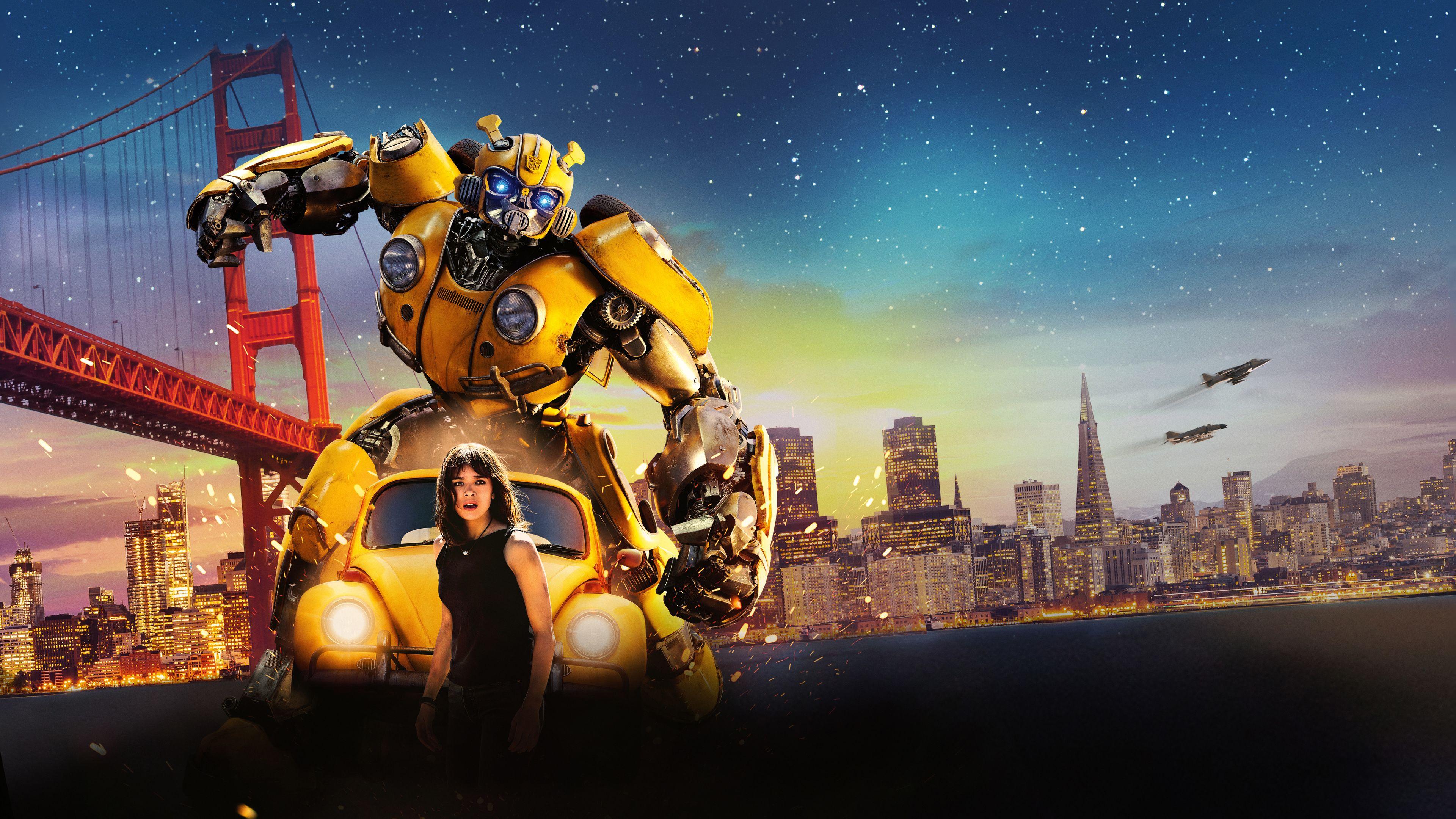 Bumblebee Movie 4k Movies Wallpapers Hd Wallpapers Bumblebee Wallpapers 4k Wallpapers 2018 Movies Wallpapers Movie Wallpapers Hd Wallpaper Go Wallpaper