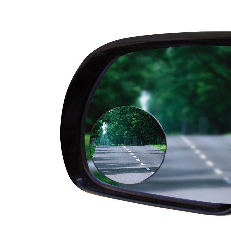 Wide Angle Auto 360 Car Vehicle Side Blindspot Blind Spot Mirror Wide Rearview Mirror Small Round Mirror Convex Mirror Rear View Mirror Small Round Mirrors